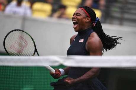Serena Williams recebe convite para disputar Premier de Miami (Foto: AFP)