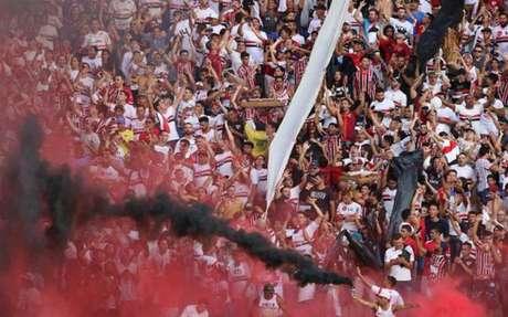 Esporte Interativo faz postagem que irrita São Paulo FC e também os torcedores (Foto: Rubens Chiri/São Paulo)