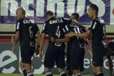 Atlético-MG se classificou com empate.
