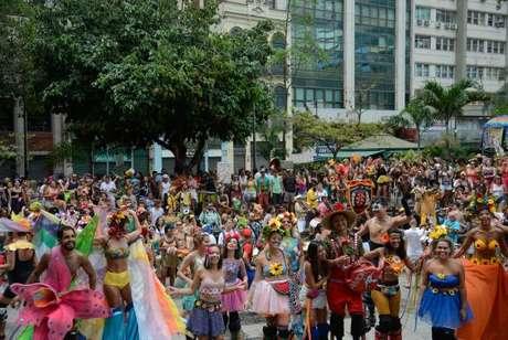 A movimentação financeira gerada pelo carnaval deve registrar crescimento em 2018, aponta CNC (Fernando Frazão/Agência Brasil)