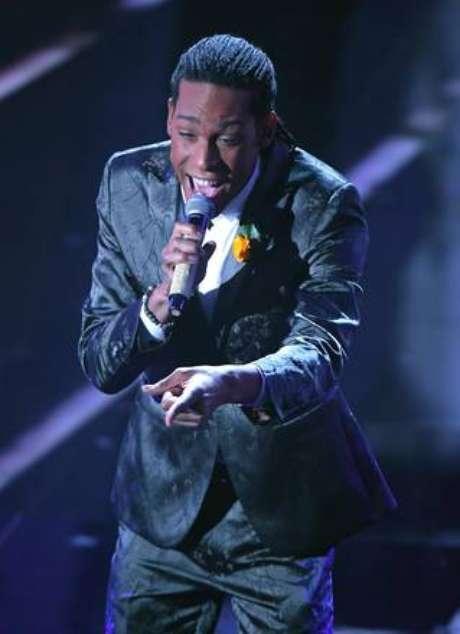 Cantor Leonardo Monteiro se destaca no Festival de Sanremo