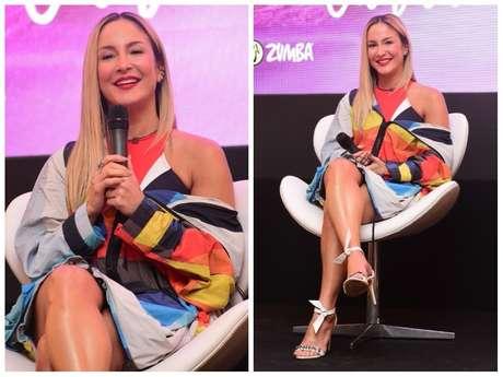 Claudia Leitte (Fotos: Leo Franco/AgNews)