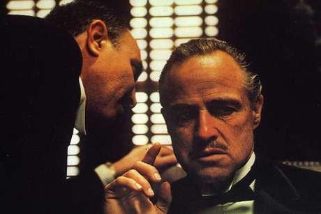 Marlon Brando fez história com sua representação de Vito Corleone. Foto: Divulgação