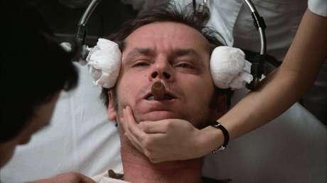 Jack Nicholson criou um personagem inesquecível em Um Estranho no Ninho. Foto: Divulgação