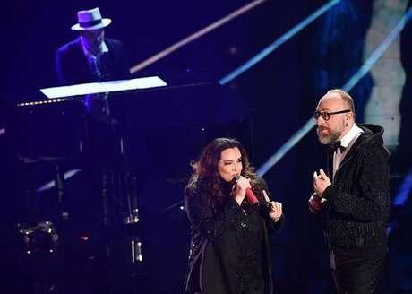 Com Ana Carolina, Festival de Sanremo bate novo recorde