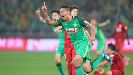 Ralf passou as últimas duas temporadas jogando na China (Foto: Divulgação)