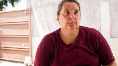 Leiry Maria Rodrigues descobriu que convivia com HIV aos 25 anos, em 1989 (Foto: Emanoele Daiane)