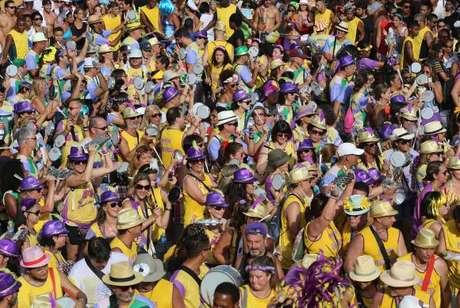 Bloco Simpatia É Quase Amor anima carnaval do Rio neste domingo