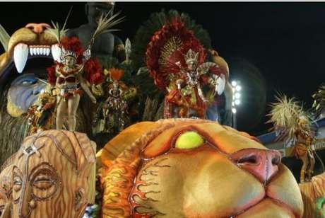 Leandro de Itaquera tem o leão como símbolo
