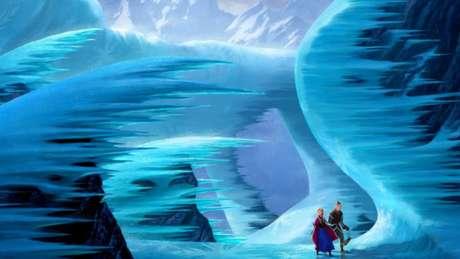 A princesa Anna vai tentar quebrar o feitiço do inverno eterno. Foto: Divulgação