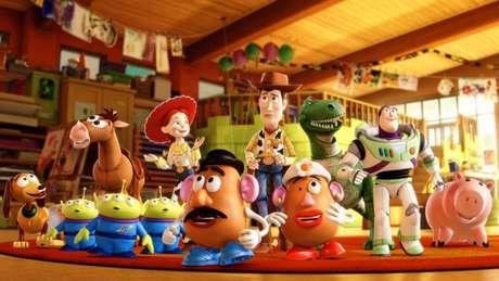A turma volta a se reunir na terceira parte Toy Story. Foto: Divulgação