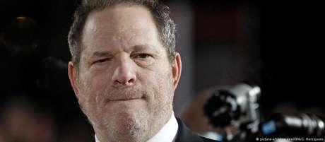 Harvey Weinstein, de 65 anos, foi acusado de assédio por uma série de atrizes famosas