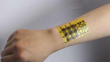 pele eletrônica