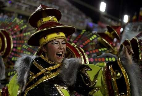 Cultura oriental foi destaque no desfile da São Clemente