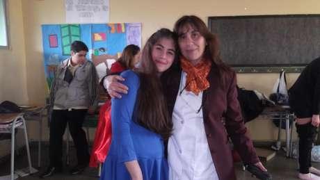 Segundo a família, Paula era saudável e levava uma vida normal até 2013 | Foto: Facebook/María Cecilia Ahumada/Reprodução