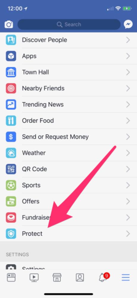 Oferta de VPN na faixa começou a aparecer para usuários de iOS nesta segunda-feira, dia 12. Apesar de tentador, serviço é uma baita cilada (Imagem: TechCrunch)