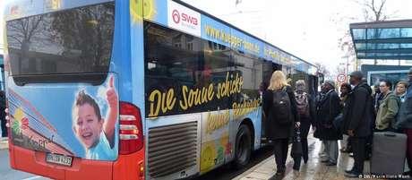 Bonn é uma das cidades escolhidas para testar o projeto