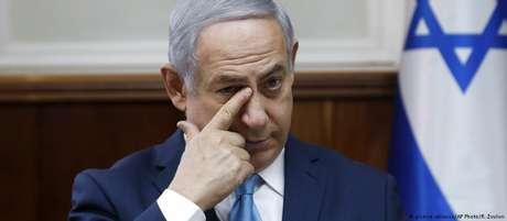 Polícia investigou acusações contra Netanyahu por mais de um ano