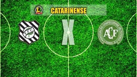 CATARINENSE: Figueirense x Chapecoense