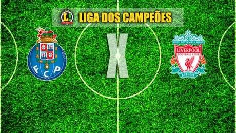 LIGA DOS CAMPEÕES: Porto x Liverpool
