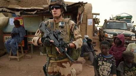 Cerca de 3 mil soldados franceses estão no Sahel para a Operação Barkhane