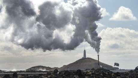 Quase toda a energia elétrica da Islândia vem de fontes renováveis
