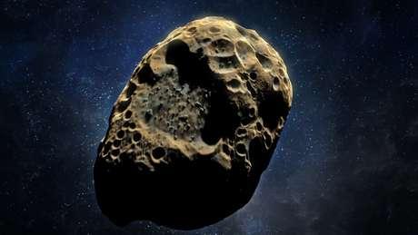 Sistema Solar tem milhares de asteroides de diferentes tamanhos