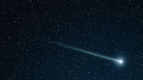 Cometas são compostos principalmente de gelo