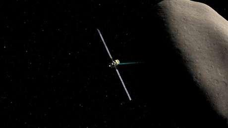 Nave Dawn orbitou o asteroide Ceres e registrou informações