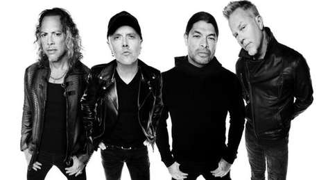 Esta é a primeira vez que o prêmio será entregue a uma banda de heavy metal | Foto: Divulgação/Virgin/EMI