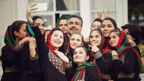 Instituição que ensina crianças pobres a tocar instrumentos no Afeganistão também ganhou o Polar Music Prize neste ano