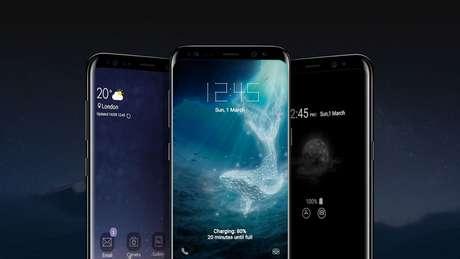 Será este o design do lançamento da Samsung? (Foto: Reprodução)