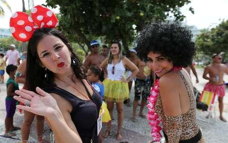 O Carnaval está entre os assuntos mais comentados nas redes sociais