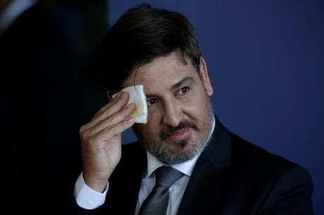 Fernando Queiroz Segovia Oliveira, diretor da Polícia Federal