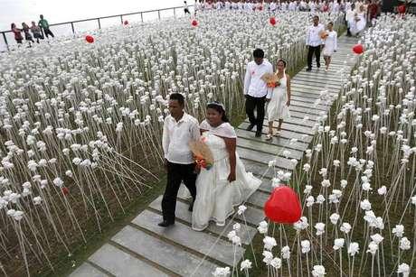 Se casar no 'Valentine's Day' tem mais chance de divórcio
