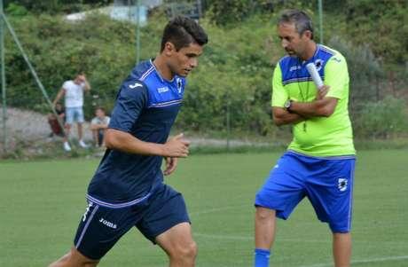 Dodô está em sua terceira equipe no futebol italiano (Foto: Divulgação)