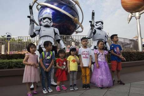 Disney anuncia parque do Star Wars para 2019