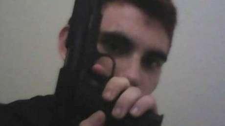 Cruz era conhecido por sua obsessão por armas | Foto: Reprodução/Instagram