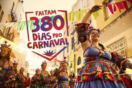Ansiosos, foliões terão de esperar um pouco mais pelo Carnaval de 2019