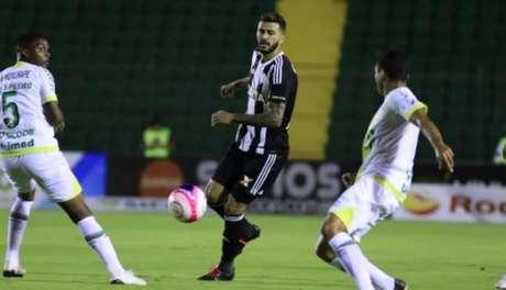 Figueirense e Chapecoense ficaram no empate sem gols (Foto: Luiz Henrique / Figueirense)