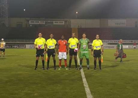 Boa Esporte vence Uberlândia, por 1 a 0, pela 7ª rodada do Campeonato Mineiro (Foto: Federação Mineira de Futebol)