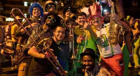 Foliões prometem lotar as ruas de Belo Horizonte neste fim de semana
