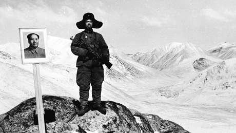 O triunfo da revolução comunista de Mao Tsé Tung resultou na expulsão de missionários estrangeiros | Foto: Keystone