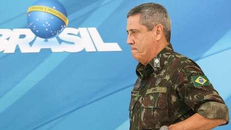 General atuou no Rio em grande parte de sua carreira | Foto: Marcelo Camarg/Ag Brasil