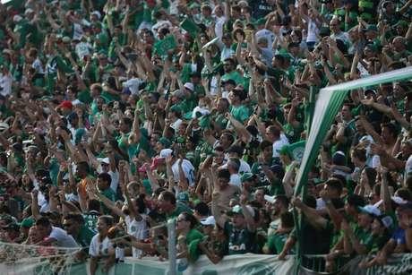 Torcida poderá comparecer no jogo entre Chapecoense e Avaí (Foto: Sirli Freitas/Chapecoense)