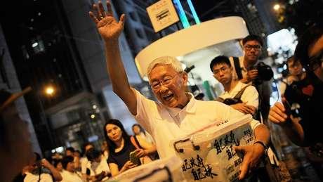 Joseph Zen, arcebispo emérito de Hong Kong, é uma das vozes contra a aproximação do Vaticano com Pequim