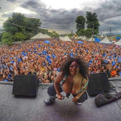 Jojo Todynho começou fazendo sucesso na internet e lacrou no Carnaval