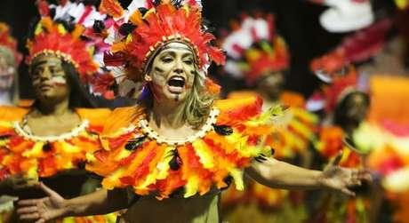 Tradicional escola de samba de BH faturou o título pela 16ª vez