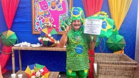 O Carnaval acaba e as redes sociais só querem saber de Copa do Mundo