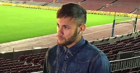 Neymar tinha contrato de exclusividade com a Globo